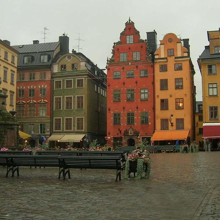 3 jours à Stockholm, la villearchipel