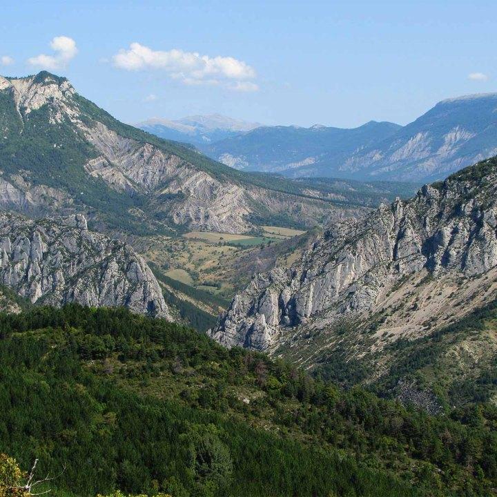 Entre Alpes et Provence, détours en Pays duBuëch