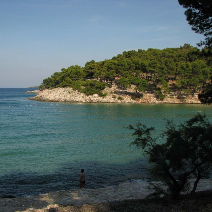 Dalmatie partie 1 : l'île de Hvar, perle del'Adriatique