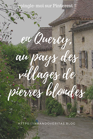 En Quercy, au pays des villages de pierres blondes