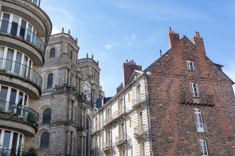 cathédrale de Rennes