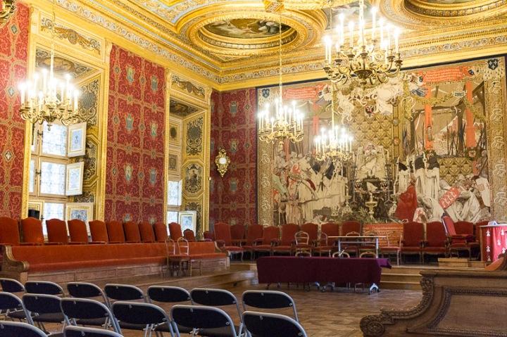 Parlement de Bretagne, la Grand' Chambre