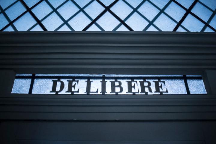 Parlement de Bretagne, détail