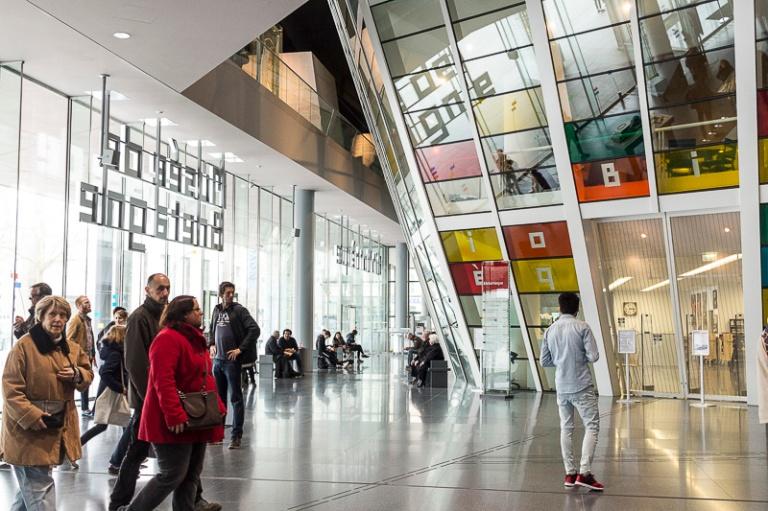 musée de Bretagne, aux Champs Libres