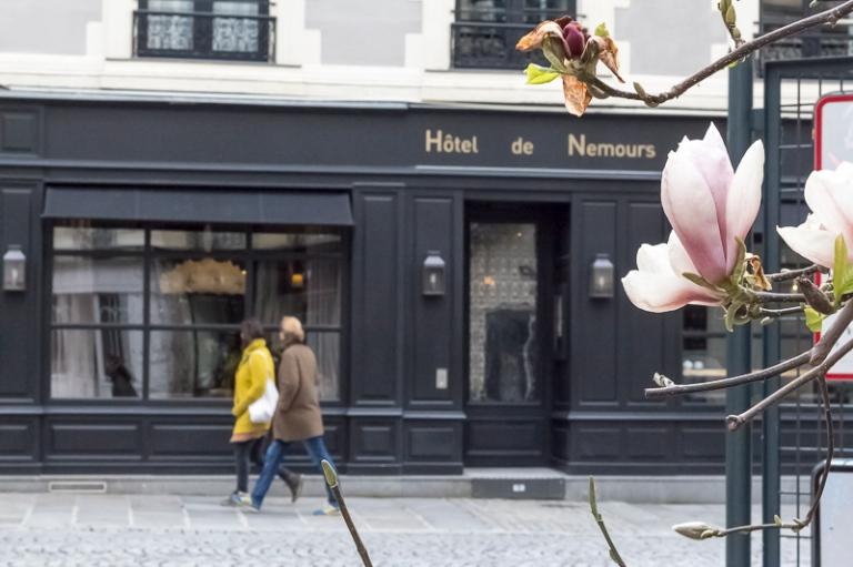 Hôtel de Nemours à Rennes