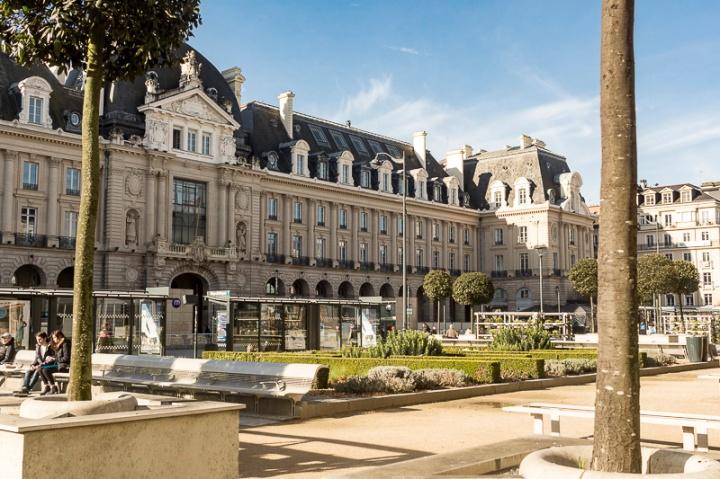 Rennes, Palais du Commerce