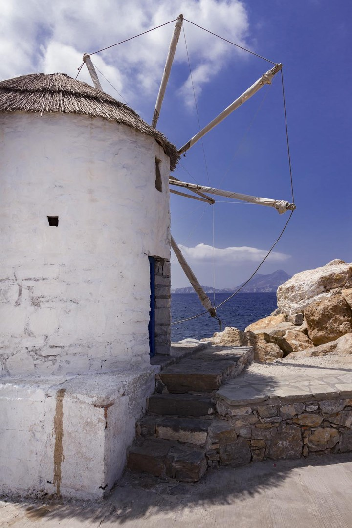 moulin d'Aegiali (Amorgos)