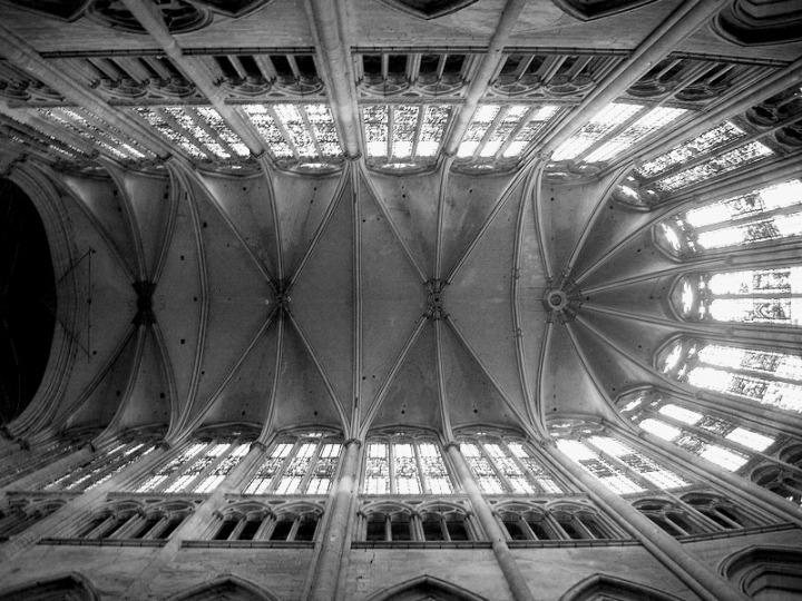 cathédrale Saint-Pierre de Beauvais - le choeur