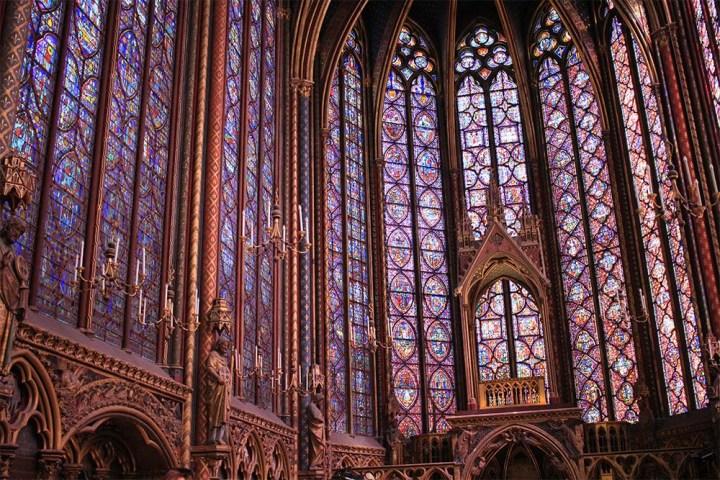 Ce jour-là… Récit d'une virée dans le Parisgothique