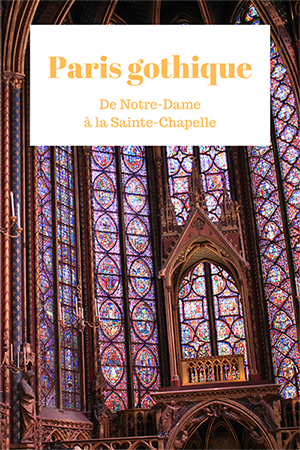 Paris gothique - Pinterest