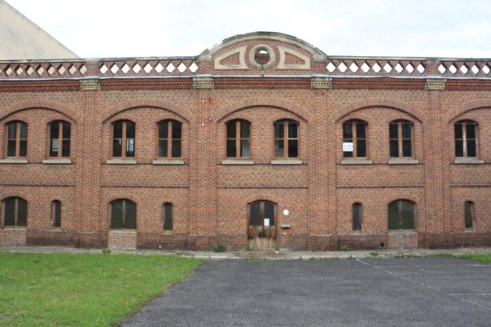 L'ancienne usine de la Brosse et Dupont