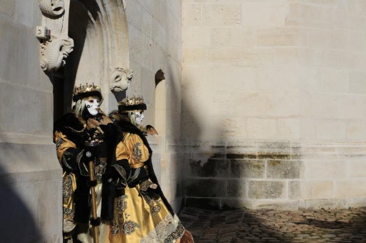 Carnaval de Venise ? Non, Beauvénitiennes !