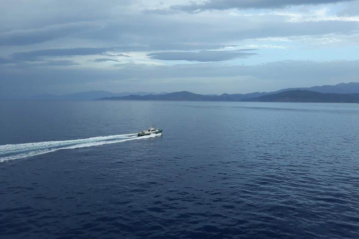 Bleu Méditerranée, ou l'éloge du voyagelent