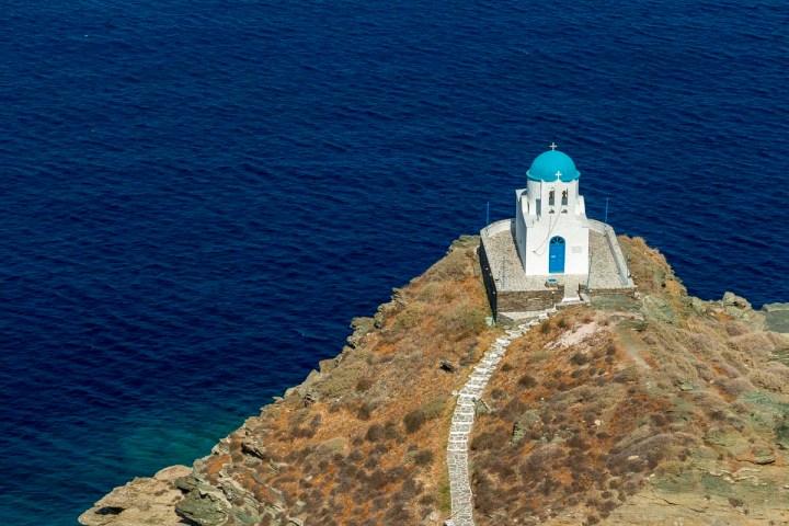 Sifnos, l'île gastronome et le mojito le plus badass desCyclades